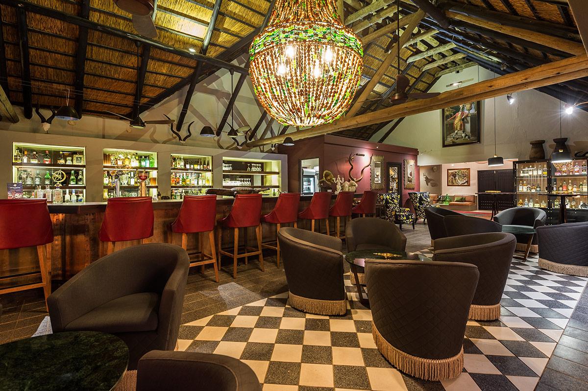 Bush Lodge A Decorative Journey Through Africa Sabi Sabi