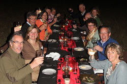 guests while on safari at sabi sabi private game reserve