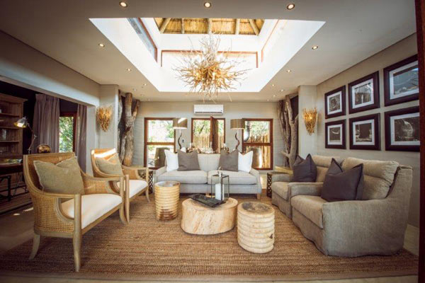 bush lodge luxury villa
