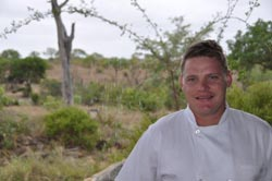 Conradie Kruger – Earth Lodge Head Chef