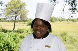 Gift Khosa - Head Chef - Selati Camp