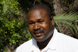 Lawrence Mkansi - Assistant Lodge Manager - Bush Lodge