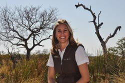 Nadia Schoeman – Earth Lodge Manager