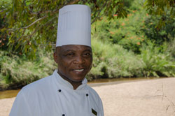 Shadrack Sihlangu - Head Chef - Little Bush Camp