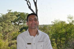 Stefan Schoeman – General Manager Lodges