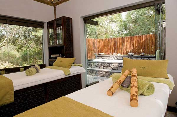 Romantic Amani Spa at Bush Lodge