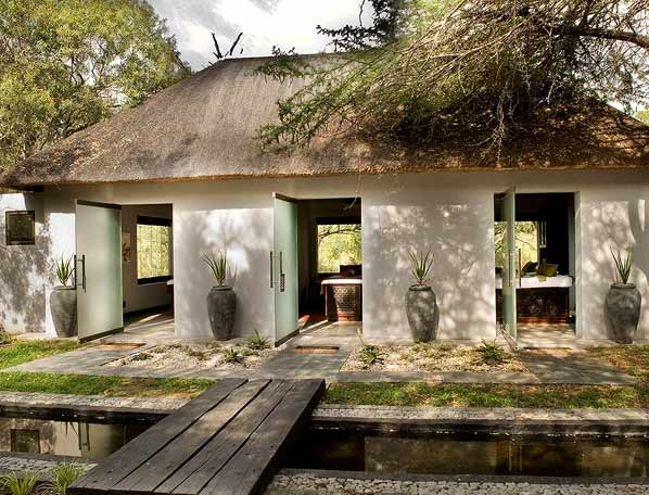 Bush Lodge amani spa