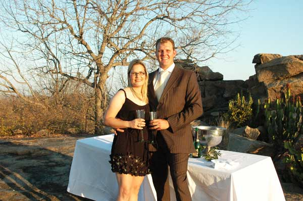 Engagement at Earth Lodge Sabi Sabi