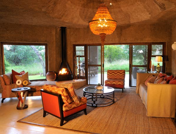Earth Lodge Amber Suite