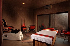 Amani Spa - Massage Rooms